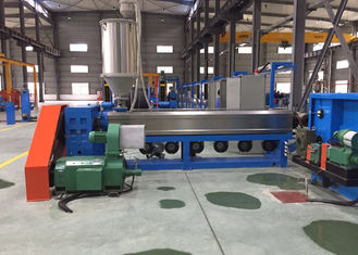 China Automatic Power Cable Machine With Gantry Active Type And Passive Type Pay Off Stand supplier