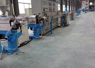 China Energy Efficient XLPE Wire And Cable Manufacturing Equipment Low Noise supplier