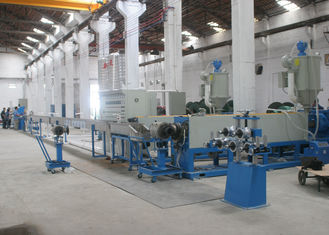 China Energy Saving Electric Cable Manufacturing Machinery ISO9001-2015 Approved supplier