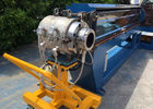 High Efficiency Cable Sheathing Extrusion Line 1200KG/H