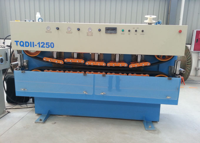 Energy Saving Electric Cable Manufacturing Machinery ISO9001-2015 Approved